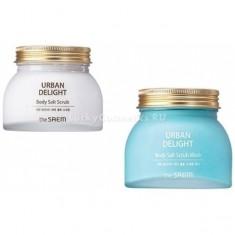 The Saem Urban Delight Body Salt Scrub Wash