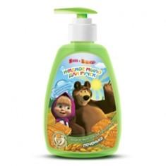 Маша и Медведь Жидкое мыло для рук питательное Печенька 290 мл МАША И МЕДВЕДЬ