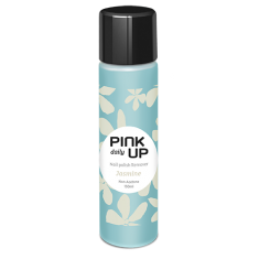 Жидкость для снятия лака PINK UP DAILY без ацетона Жасмин 150 мл