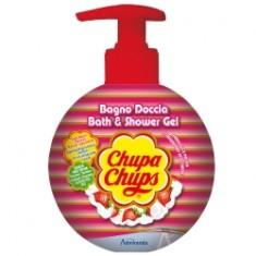 ADMIRANDA Гель для ванны и душа Чупа-чупс с ароматом клубники со сливками 300 мл