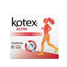 KOTEX Тампоны ACTIVE Супер 16 шт