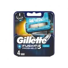 GILLETTE Кассеты сменные для станка FUSION PRO SHIELD CHILL 2 шт.