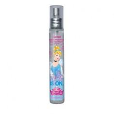 DISNEY PRINCESS Ароматизированная вода с блестками детская Золушка 75 мл
