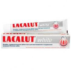 Паста зубная LACALUT White отбеливающая 75 мл