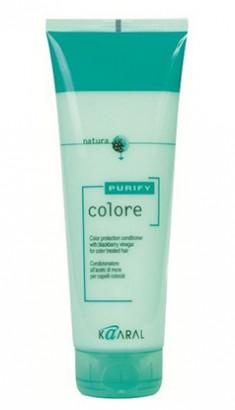 Kaaral Purify Colore Кондиционер для окрашеных волос 250 мл