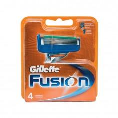 Gillette Fusion сменные кассеты 4 шт