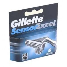Gillette Sensor Excel сменные кассеты 5 шт