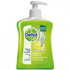 Деттол мыло жидкое антибактериальное для рук с экстрактом Грейпфрута 250 мл фл DETTOL