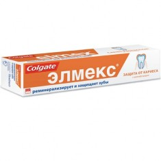 Elmex Зубная паста Защита от кариеса 75мл