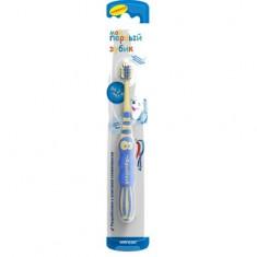 Аквафреш зубная щетка Мой первый зубик 0-2лет мягкая AQUAFRESH