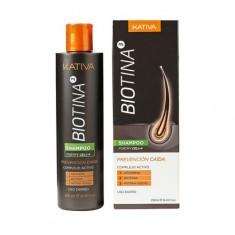 Kativa Biotina шампунь против выпадения волос с биотином 250мл