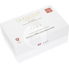 Crescina Комплекс 1300 для мужчин Лосьон для стимуляции роста волос №10+Лосьон против выпадения волос №10 3,5 мл