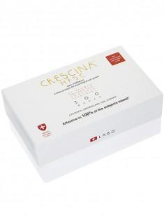 Crescina Комплекс 200 для женщин Лосьон для стимуляции роста волос №10 + Лосьон против выпадения волос №10 3,5 мл