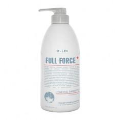 Оллин/Ollin Professional FULL FORCE Тонизирующий кондиционер с экстрактом пурпурного женьшеня 750мл