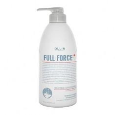 Ollin Professional FULL FORCE Тонизирующий шампунь с экстрактом пурпурного женьшеня 750мл
