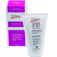 Эвиналь крем-шампунь плацента при выпадении для всех типов 150мл Evinal