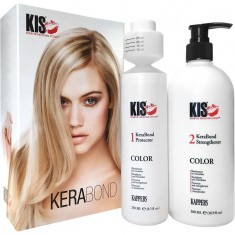 KIS KeraBond Набор для восстановления волос: Средство для защиты волос во время окрашивания 250мл+Маска д/укрепления волос 500мл