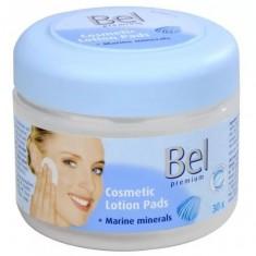 Bel premium Влажные косметические диски с Морскими минералами 30шт Hartmann Bel
