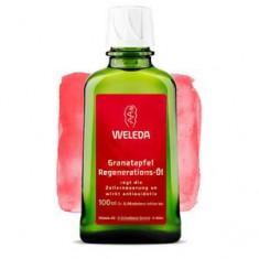 Гранатовое восстанавливающее масло для тела, 100 мл (Weleda)