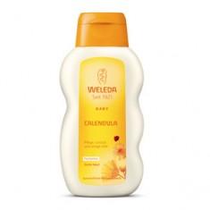 Масло с календулой с нежным ароматом для младенцев, 200 мл (Weleda)