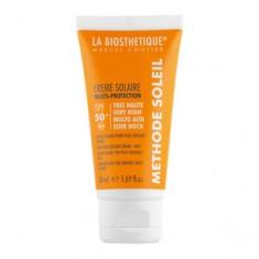 Anti-age водостойкий солнцезащитный крем с высокоэффективной системой SPF 50+ для лица, 50 мл (La Biosthetique)