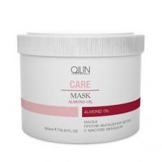 Маска с маслом миндаля против выпадения волос, 500 мл (Ollin Professional)
