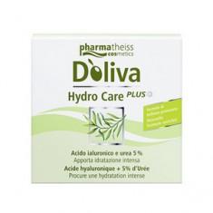 Крем увлажняющий с гиалуроновой кислотой для лица, 50 мл (Doliva)