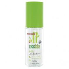 Дезодорант-спрей с био-оливой и бамбуком 24 часа, 100 мл (NeoBio)