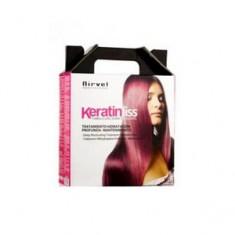 Кератиновый набор для глубокого увлажнения и восстановления волос, 1 шт. (Nirvel)