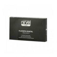 Ампулы с плацентой против выпадения волос, 6*9 мл (Nirvel)
