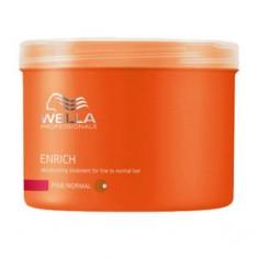 Питательная крем-маска для нормальных и тонких волос, 500 мл (Wella Professional)