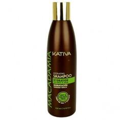 Интенсивный увлажняющий шампунь, 100 мл (Kativa)