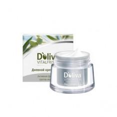 Дневной крем для лица, 50 мл (Doliva)