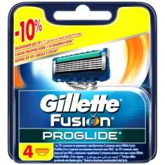 Кассеты для станка GILLETTE FUSION PROGLIDE 4 шт