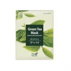 Тканевая маска восстанавливающая для лица, 22 мл (The Yeon)