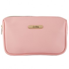 Косметичка LADY PINK BASIC must have прямоугольная розовая