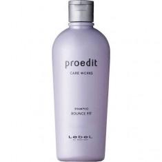 Lebel Proedit Care Works Шампунь для мягких волос Bounce Fit 300мл