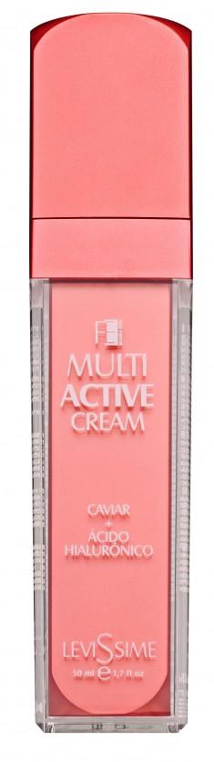 LEVISSIME Крем с экстрактом икры Мультиактив SPF 5 / Multiactiv Cream 50 мл