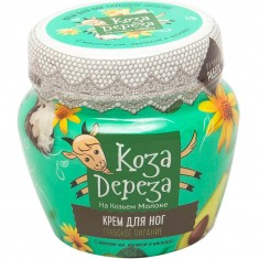 Крем для ног Глубокое питание Коза Дереза FLORALIS