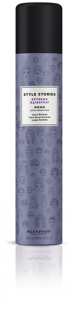 ALFAPARF MILANO Лак для волос экстра сильной фиксации / Extreme Hairspray 500 мл