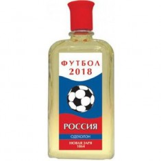 Одеколон Футбол 2018 85 мл НОВАЯ ЗАРЯ