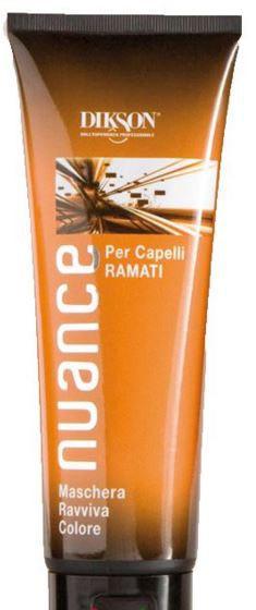 DIKSON Маска оттеночная для рыжих волос / Nuance Maschera Raviva Color for Copper Colored Hair Ramati 250 мл