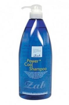 Освежающий шампунь для волос JPS Zab powerplus cool shampoo 1000 мл
