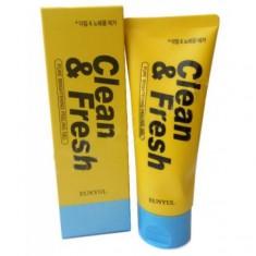 пилинг-гель очищающий eunyul clean & fresh peeling gel