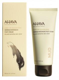 AHAVA Крем активный для ног / Deadsea Mud 100 мл