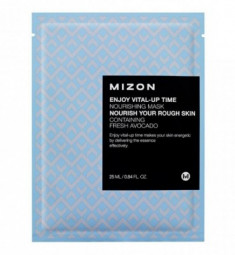 Тканевая маска питательная MIZON Enjoy Vital Up Time Nourishing Mask