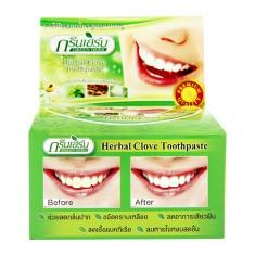 Паста зубная GREEN HERB травяная 25 г