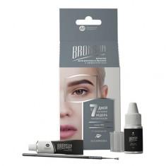 Innovator Cosmetics, Набор для домашнего окрашивания Bronsun №2, графит