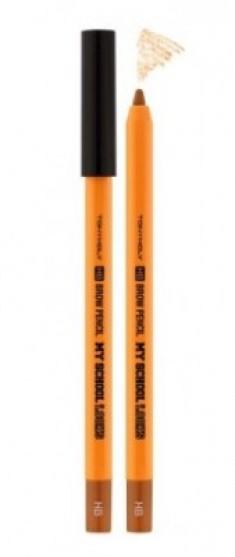 Карандаш для бровей TONY MOLY My school looks HB brow pencil 01