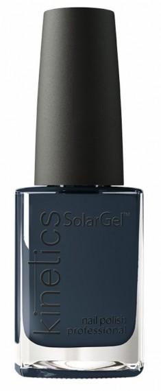 KINETICS 411 лак профессиональный для ногтей / SolarGel Polish Fragile 15 мл
